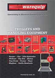 Materials and Handling Catalogue