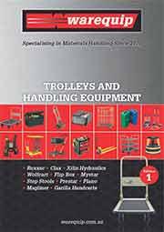 Materials and Handling Catalogue